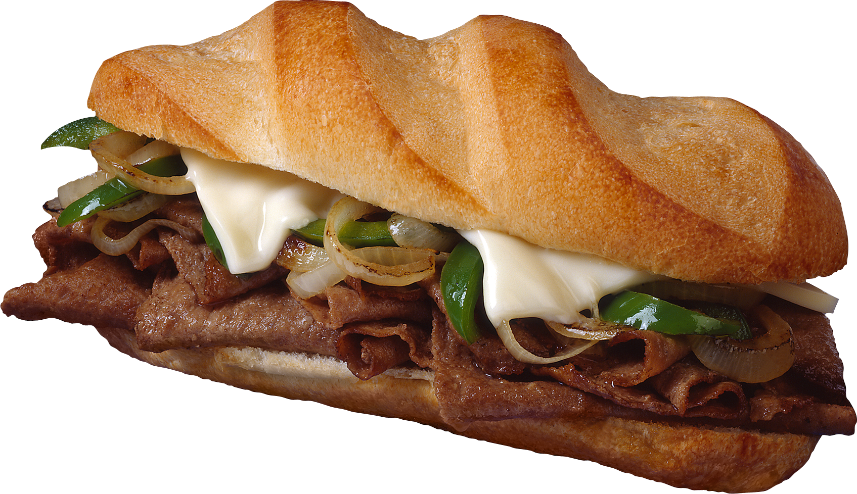 Meat Sandwhich PNG Image