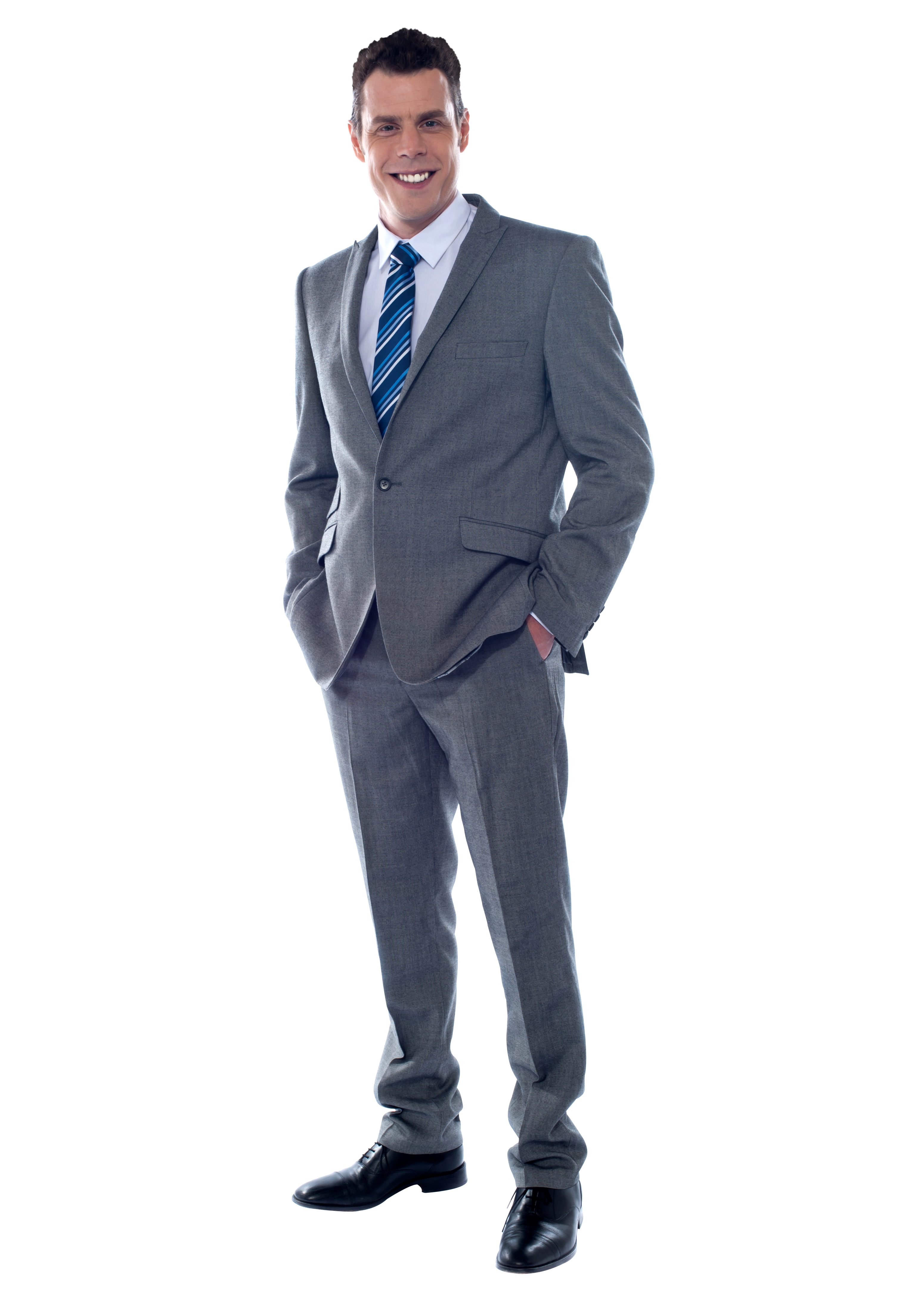 Men In Suit PNG Image