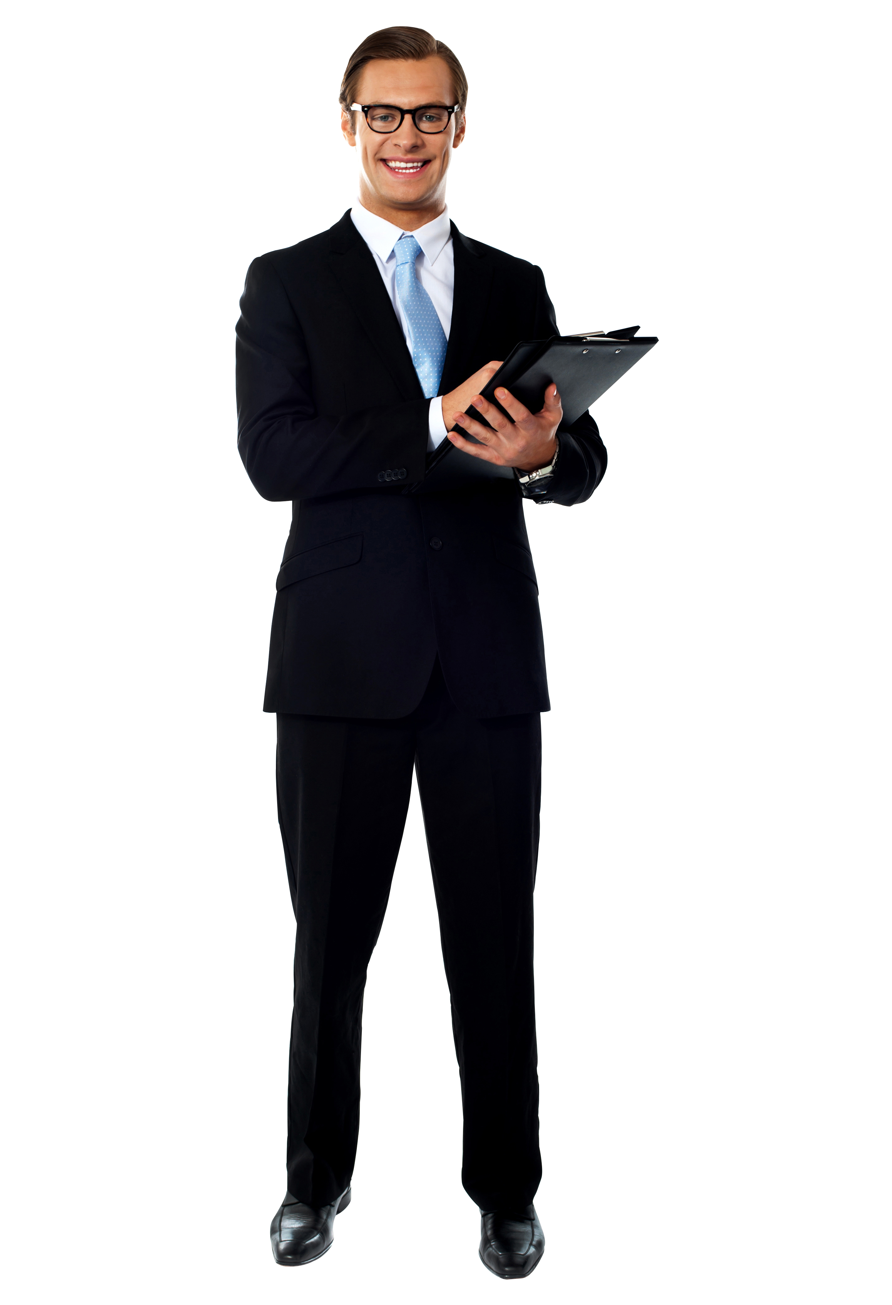 Men In Suit PNG Image