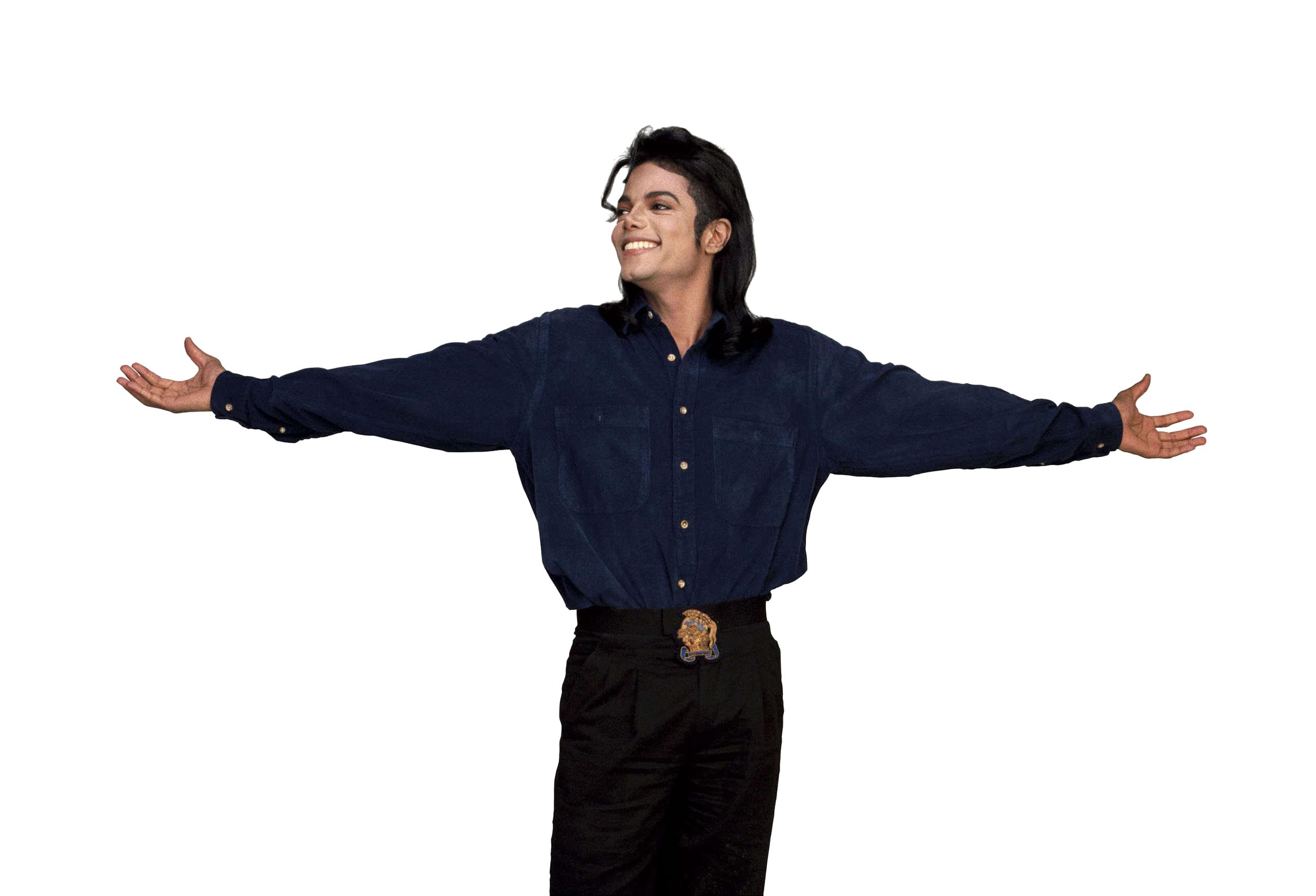 Michael Jackson PNG Image