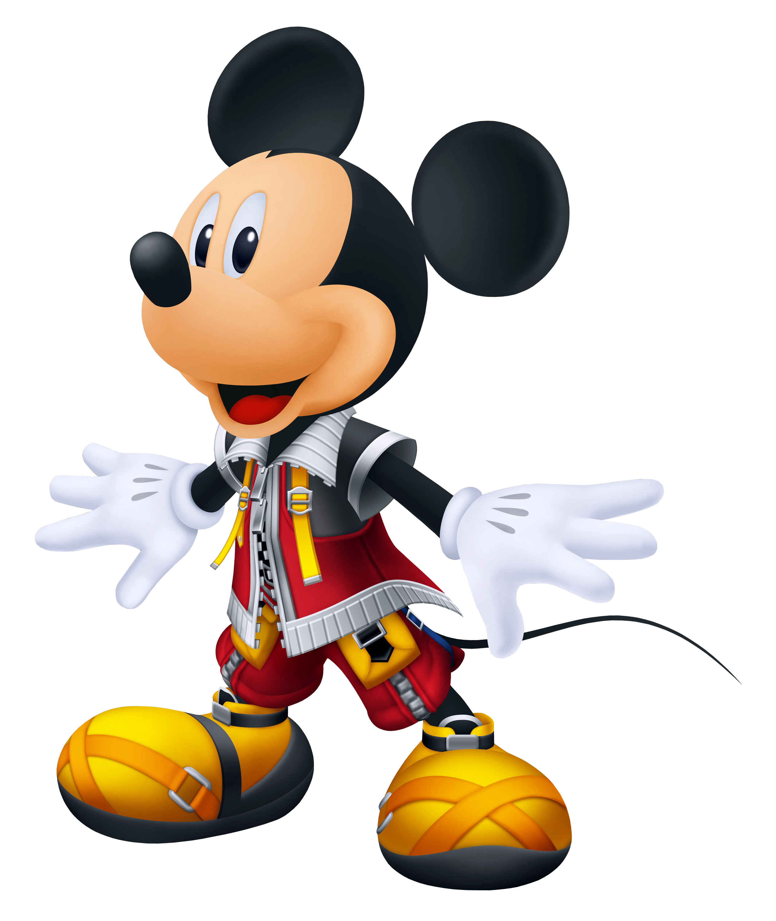 Mickey  King PNG Image