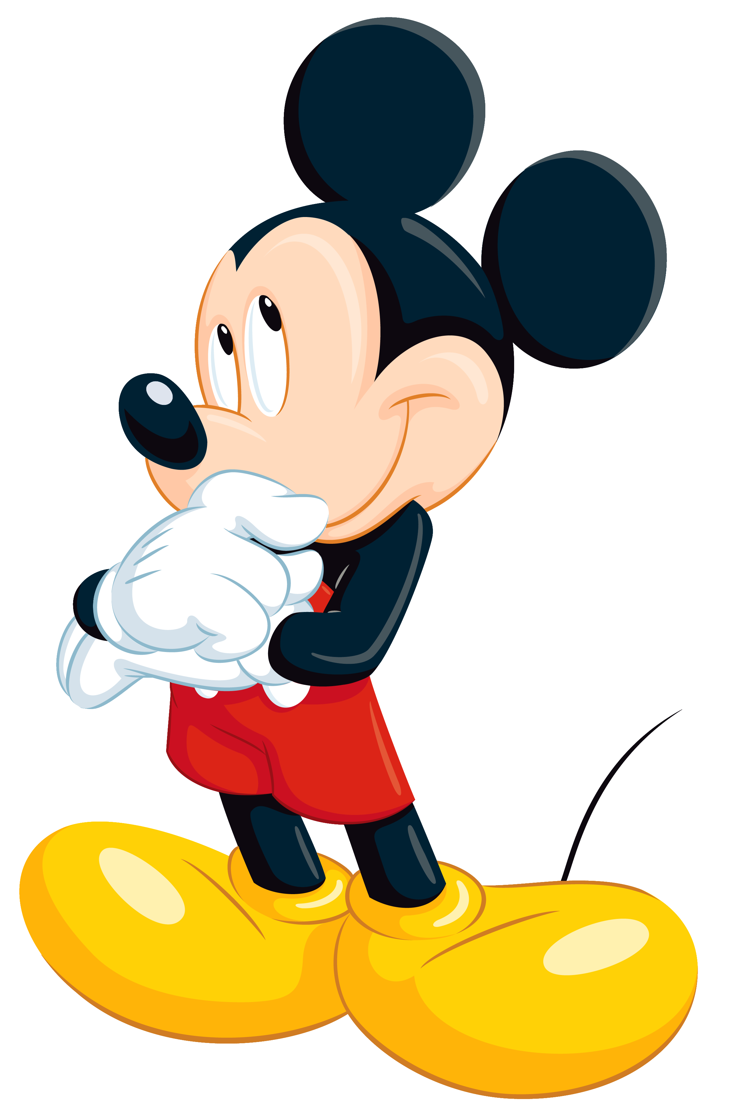 mickey mouse png image  purepng  free transparent cc0
