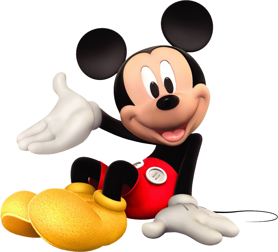 Wonderful Mickey Mouse PNG Image   PurePNG | Free Transparent CC0 PNG Image Library