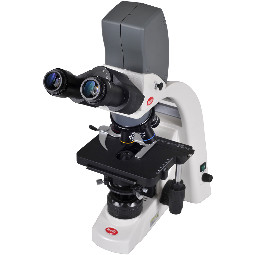 Microscope PNG Image