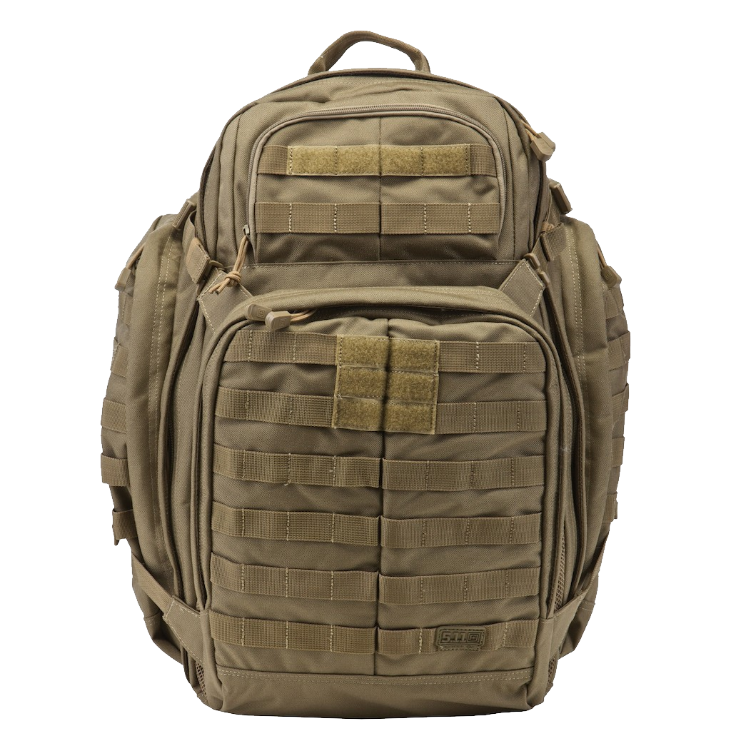 Military Tactical Backpack Camping Hiking Trekking PNG Image