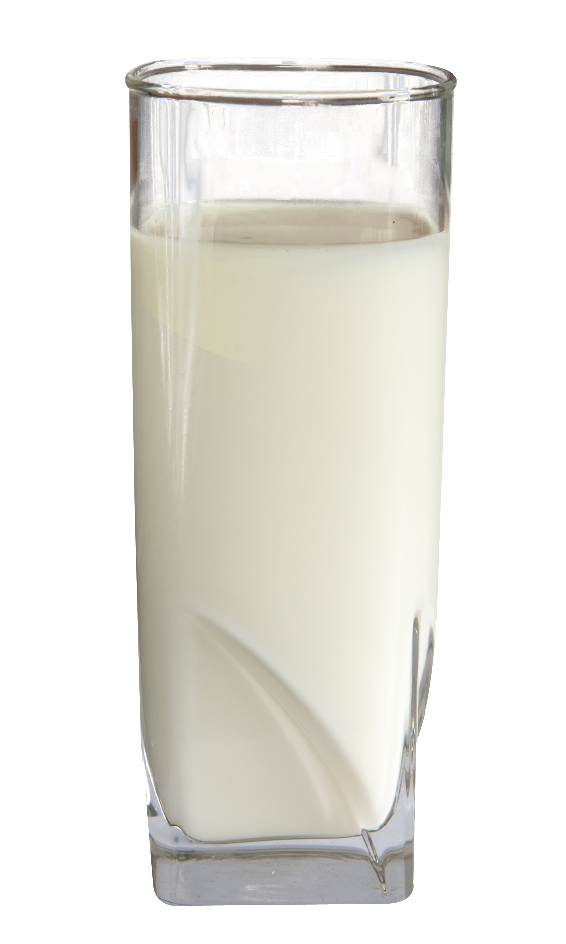 Milk Glass PNG Image