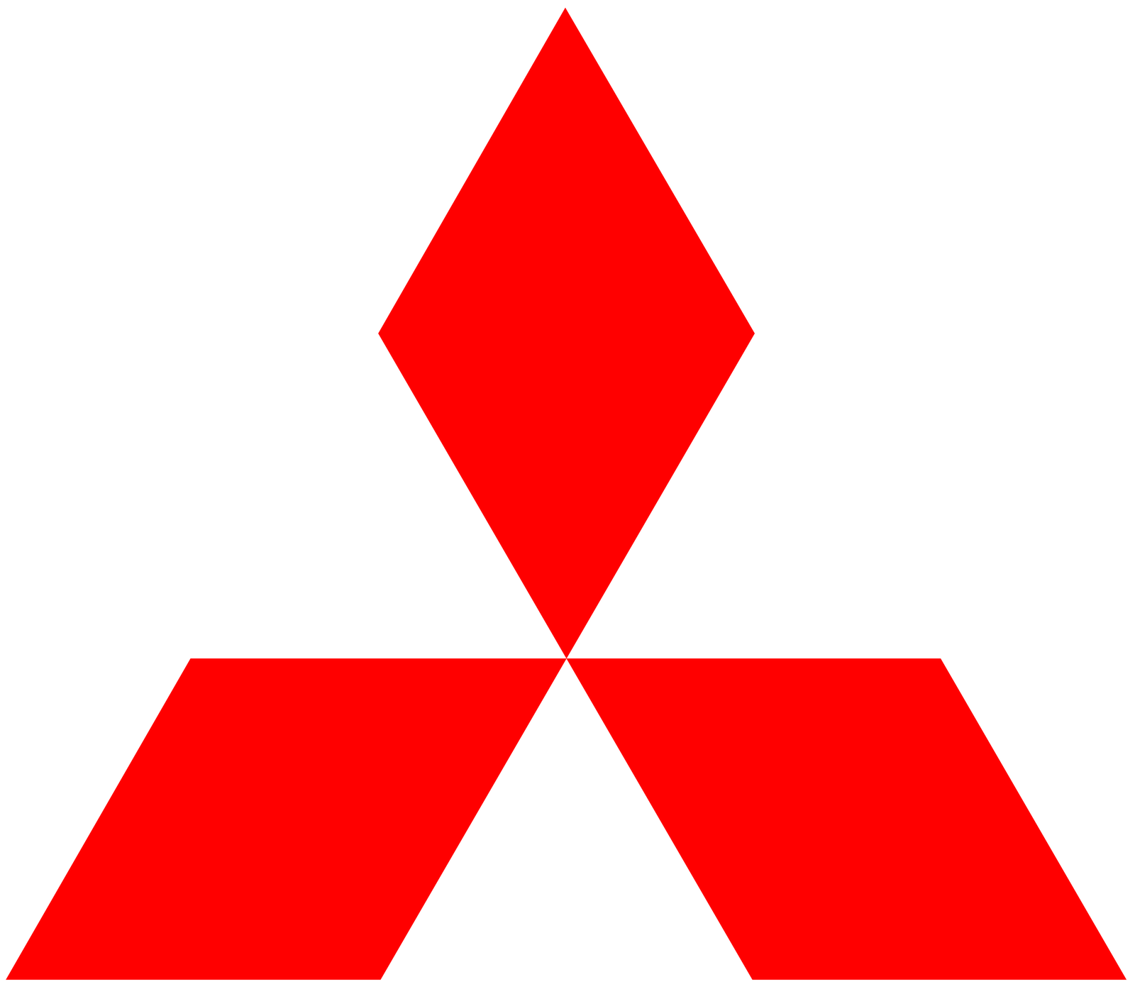 Mitsubishi Benz Car Logo PNG Image