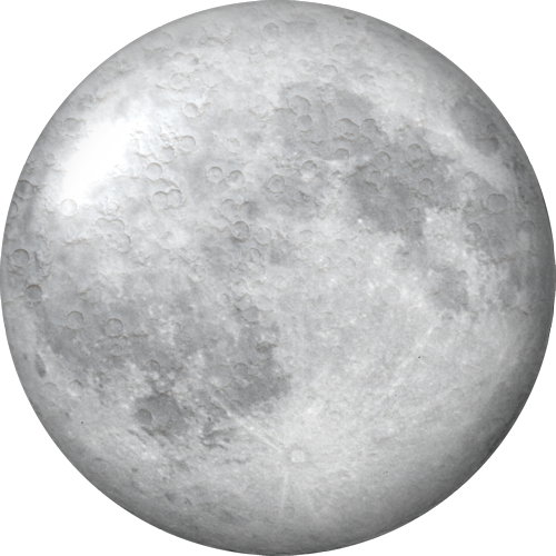 Moon PNG Image