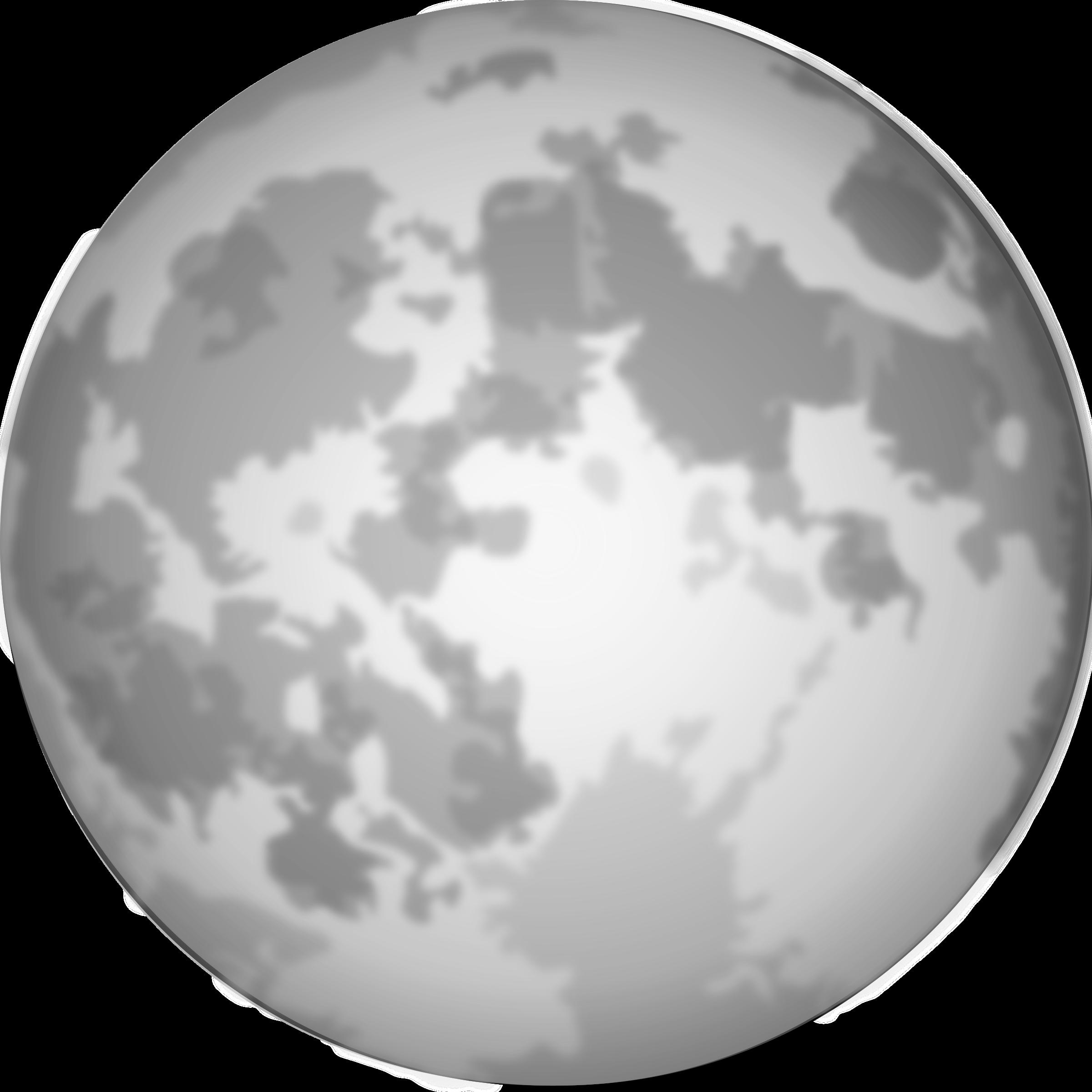 Moon PNG Image