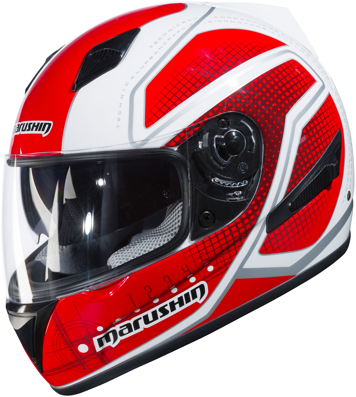 Motorcycle Helmet PNG Image