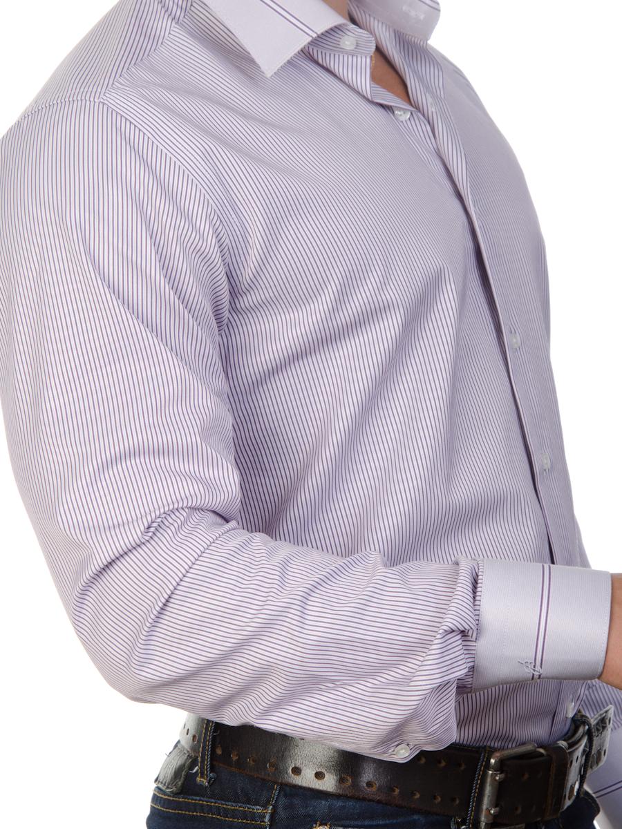 Multiple Stripe Full Sleeve Shirt PNG Image