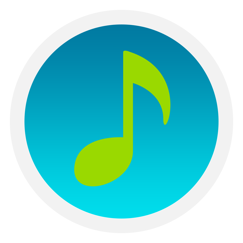 icon music galaxy s6 transparent icons purepng app symbols library android