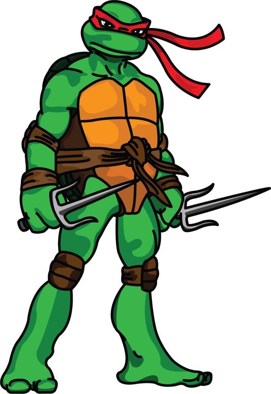 Ninja Turtle PNG Image