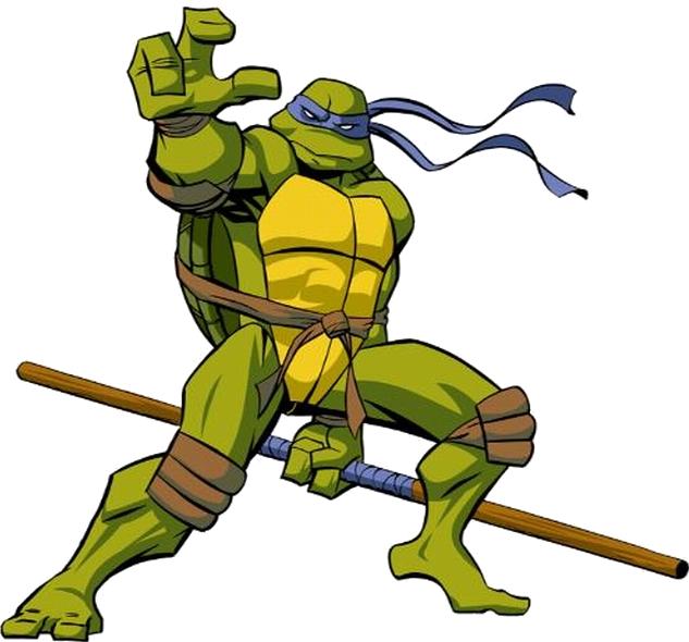 Ninja Tutle Donatello