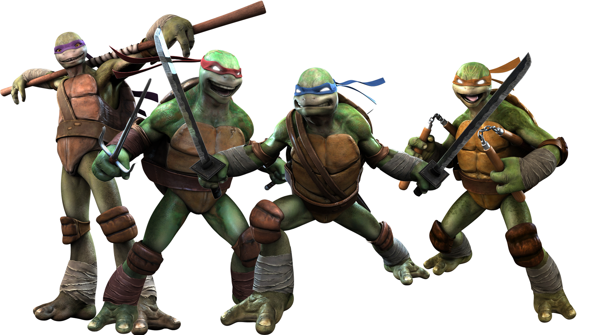 Ninja Tutles PNG Image