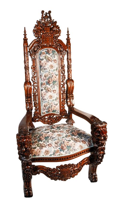 Old Vintage Chair PNG Image