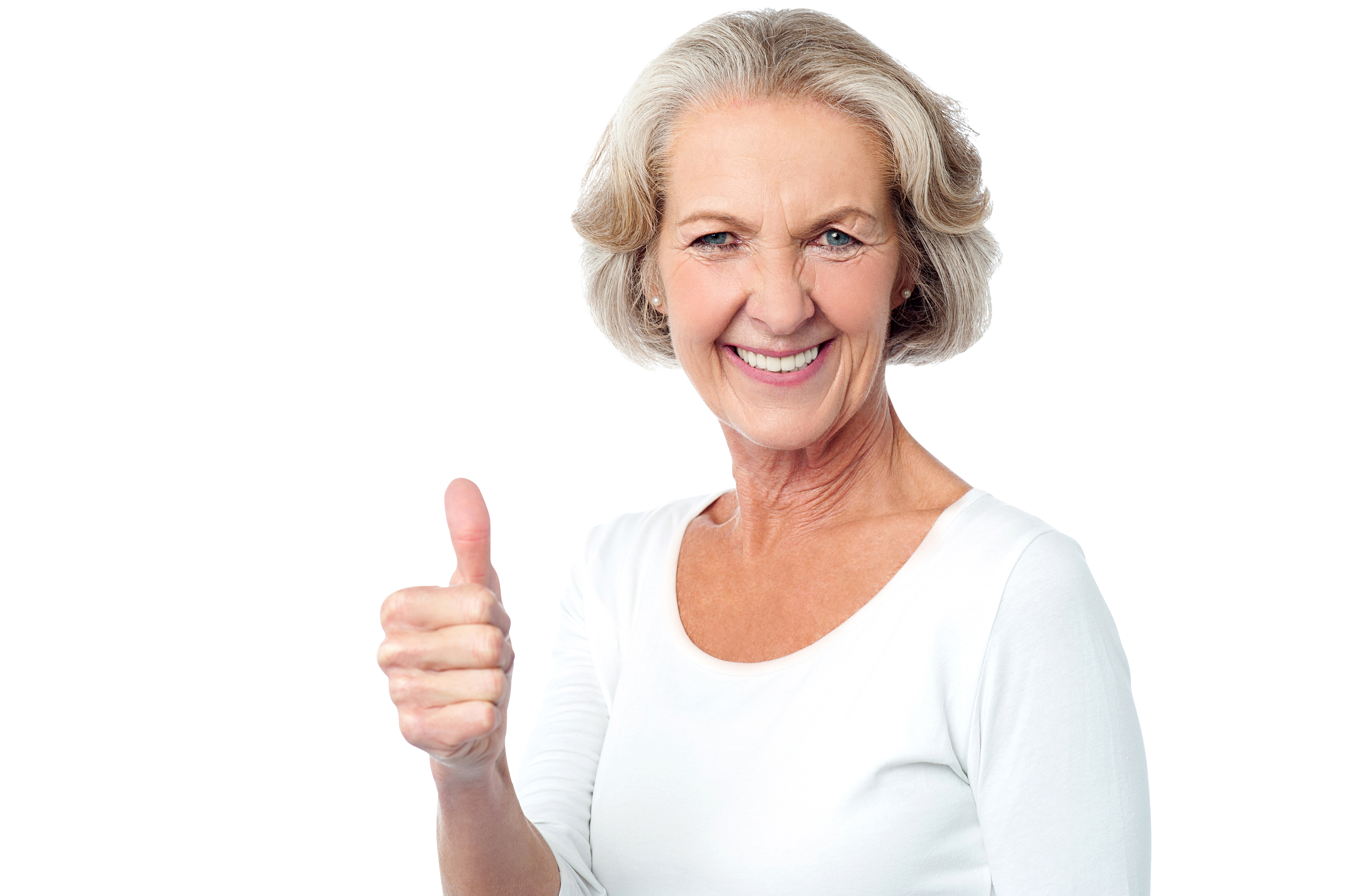 Old Women PNG Image
