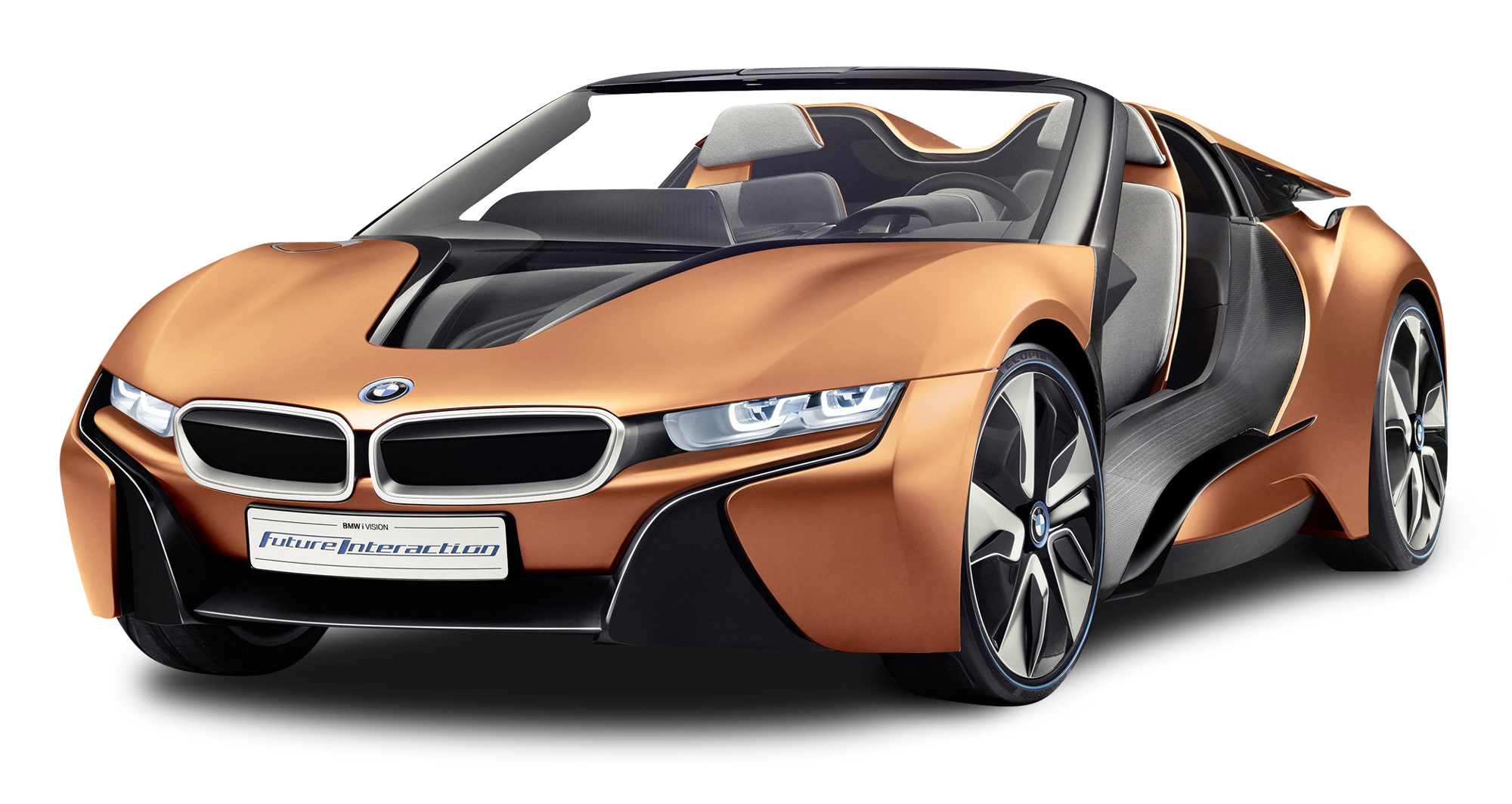 Orange Bmw I8 Spyder Car Png Image Purepng Free Transparent Cc0