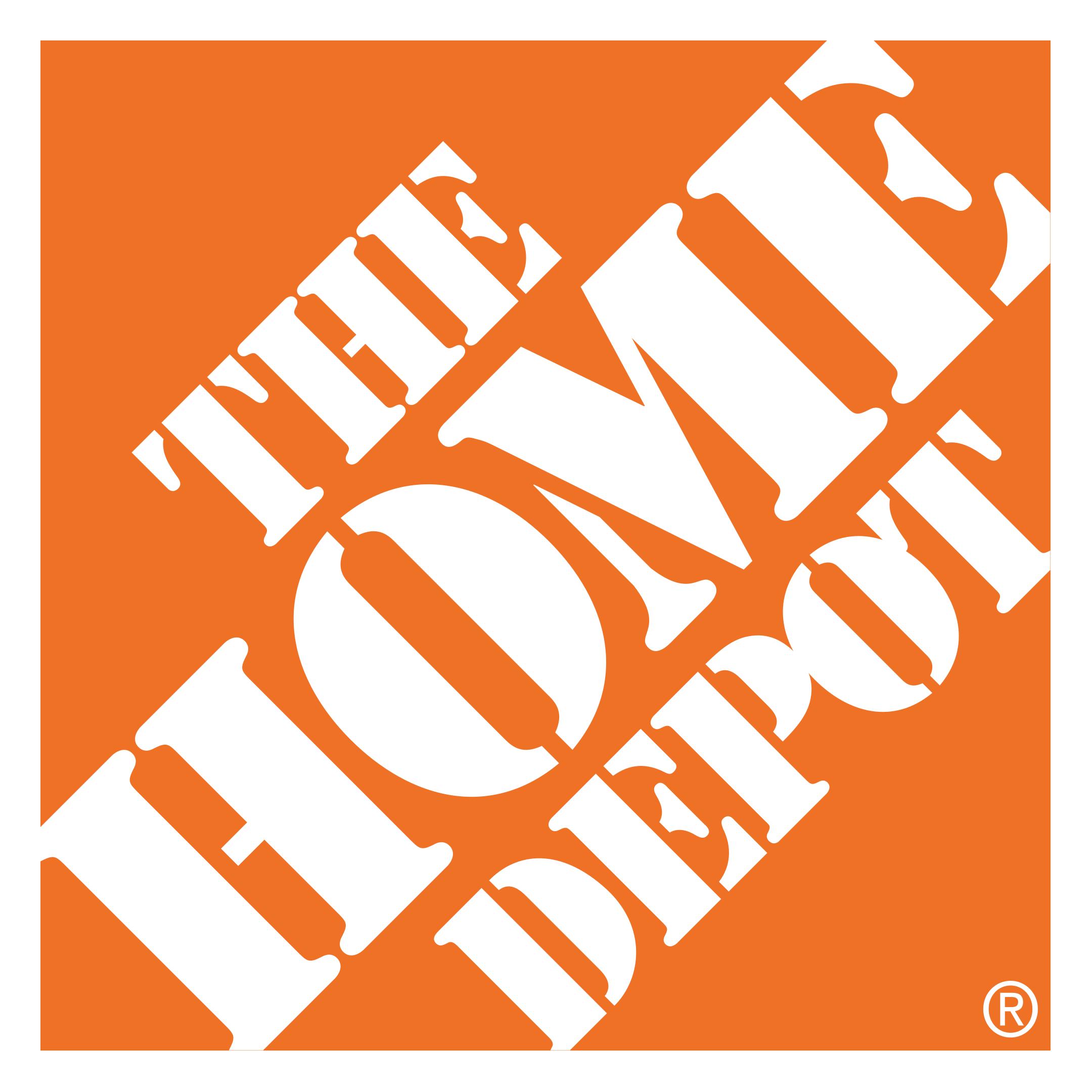 Orange HomeDepot Logo