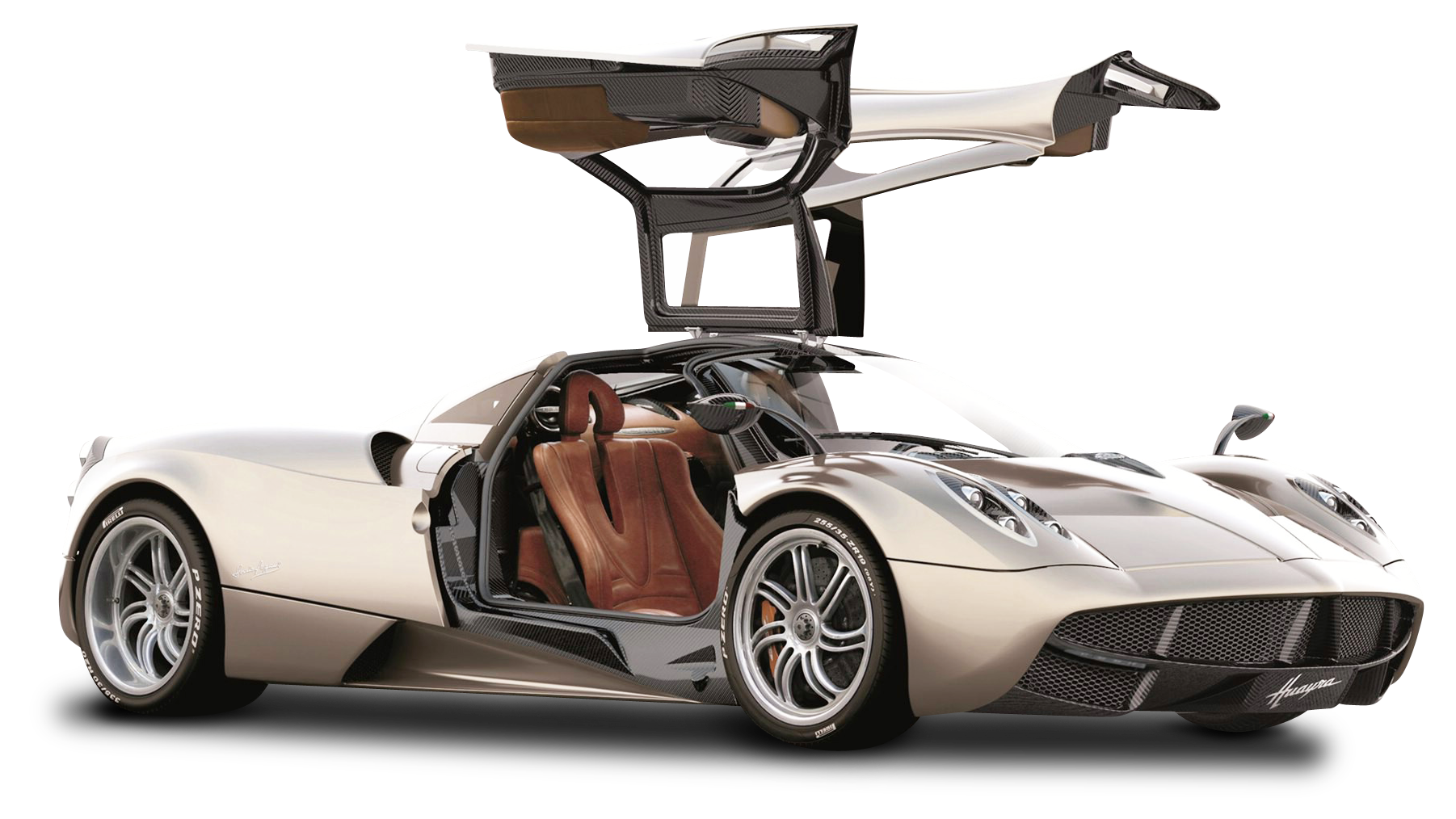 Pagani Huayra Sports Car PNG Image
