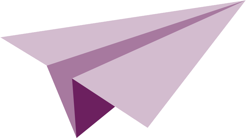 Paper Plane PNG Image