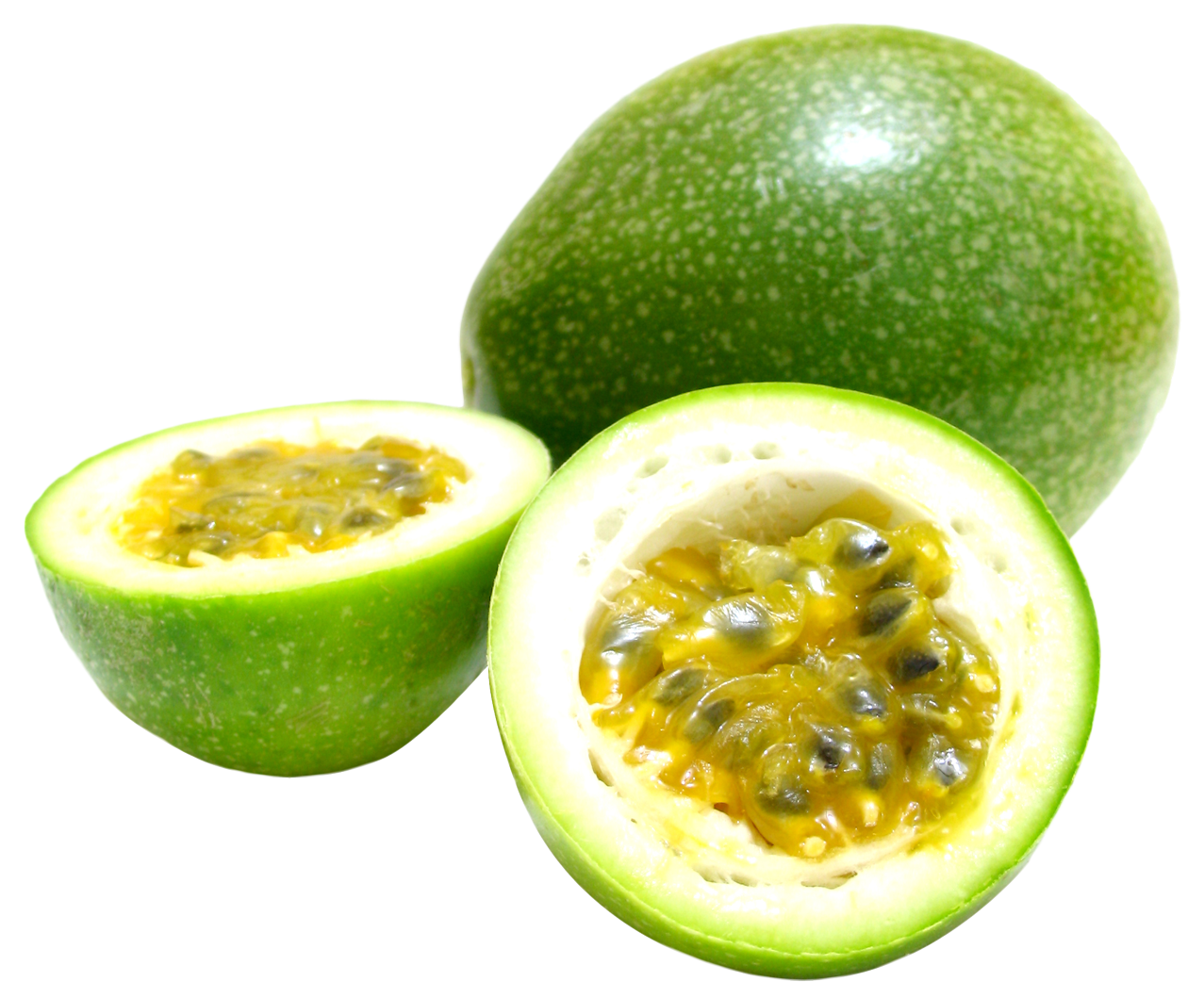 Passion Fruits slices