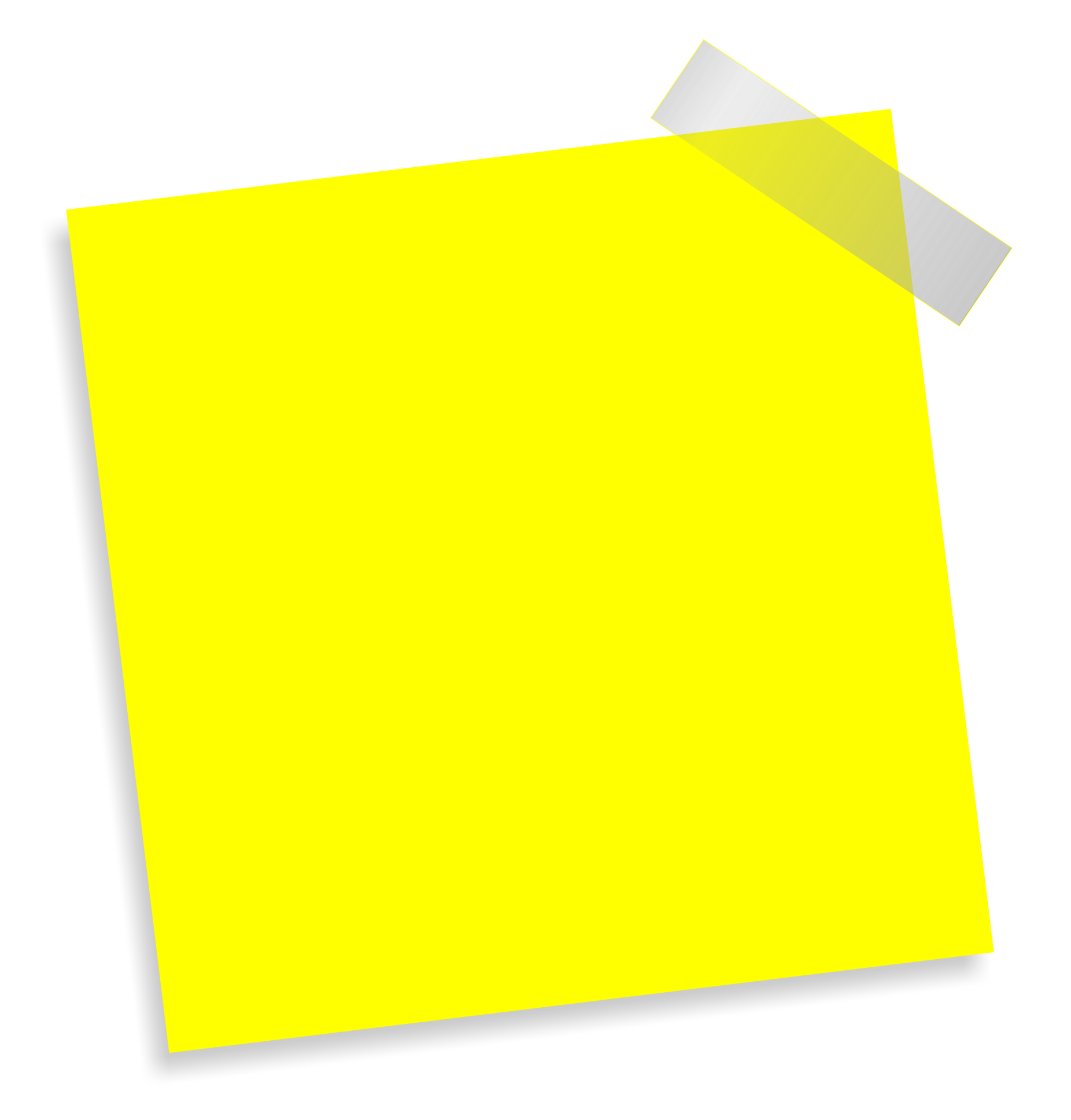 Paste Note PNG Image - PurePNG | Free transparent CC0 PNG ...