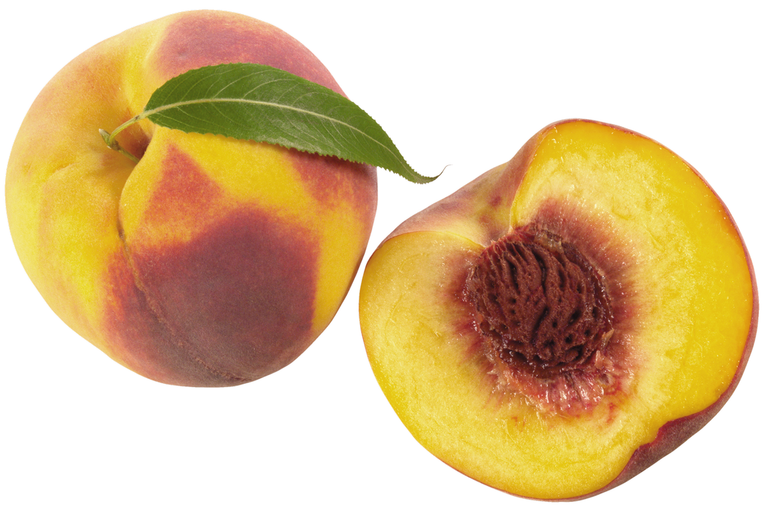 Peach PNG Image