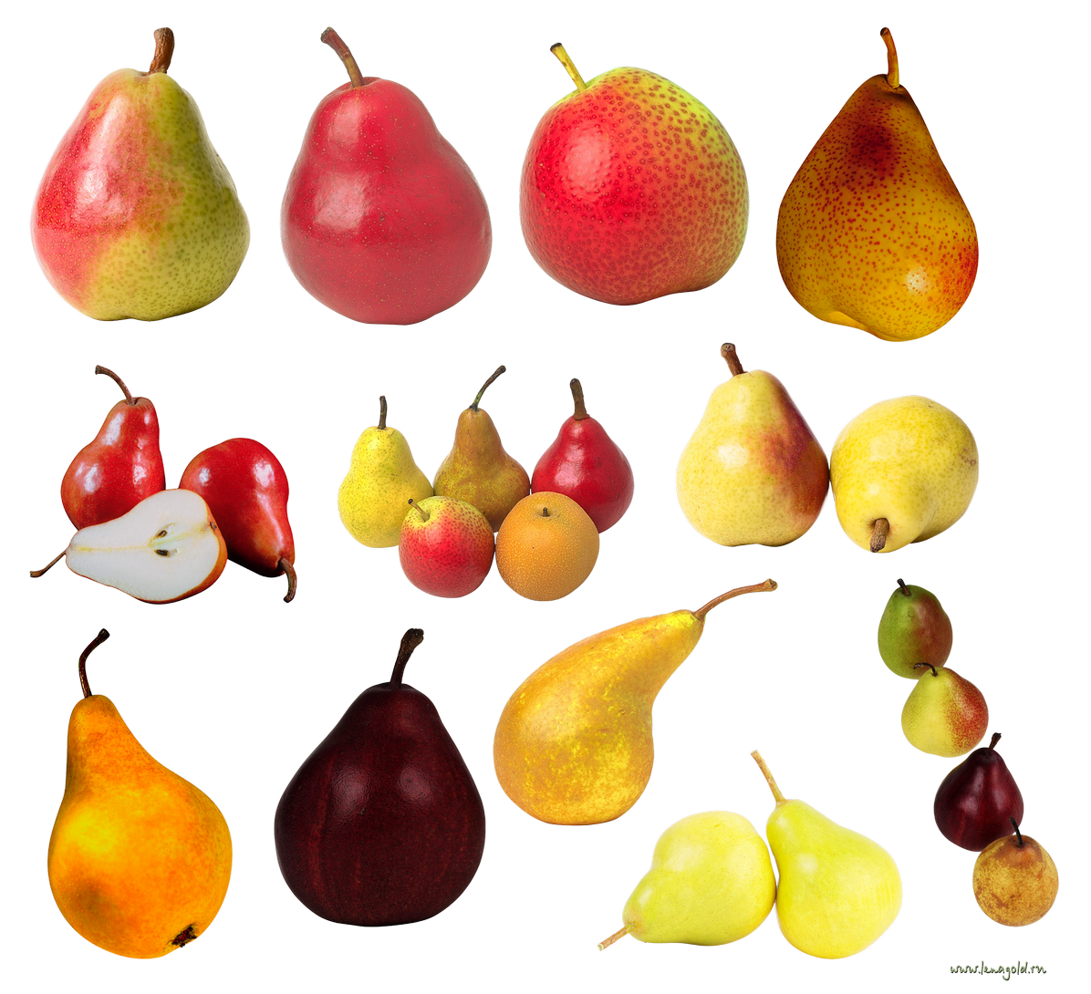Pear PNG Image