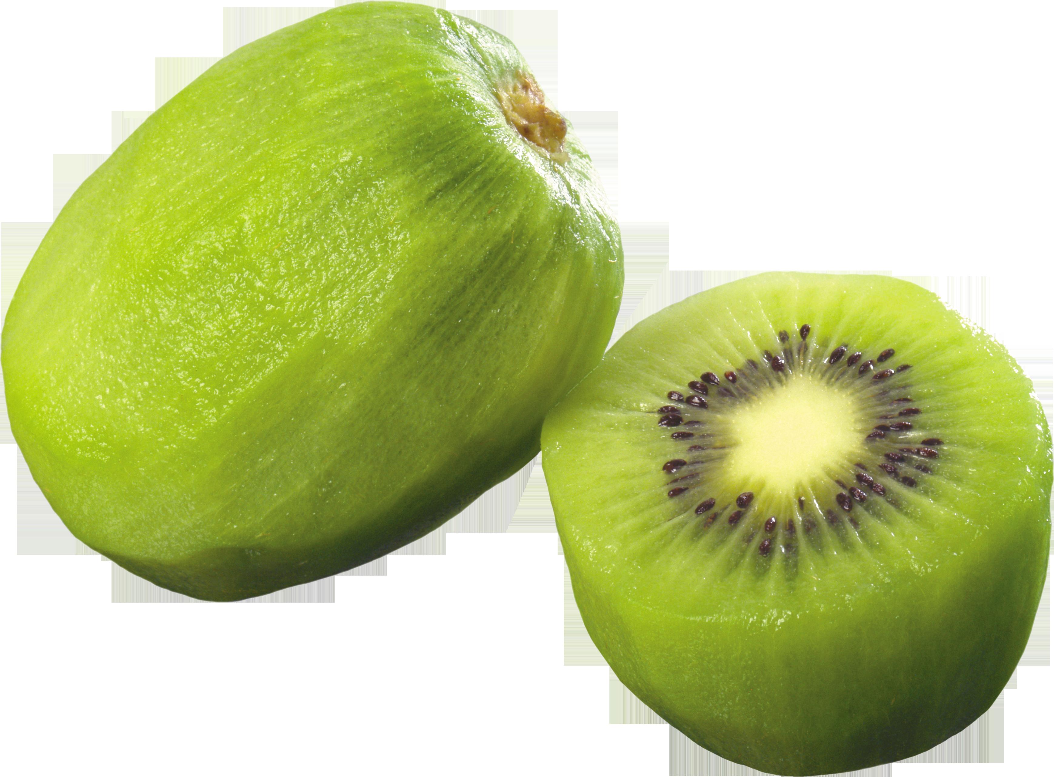 Peeled Kiwi PNG Image
