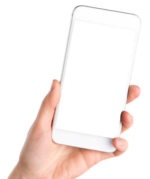 Download Phone In Hand Png Image For Free