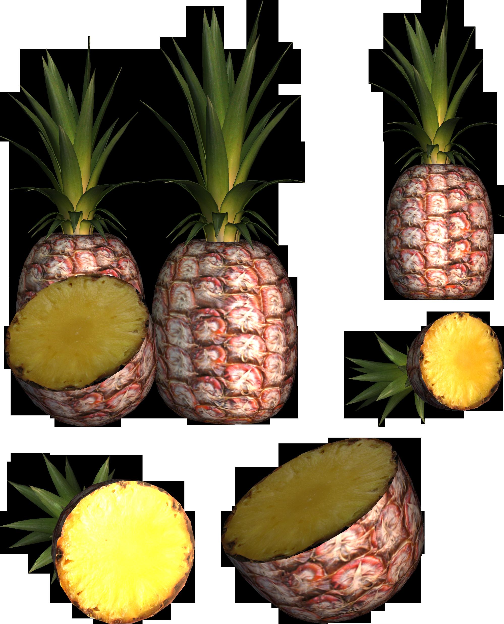 Pinapple Render