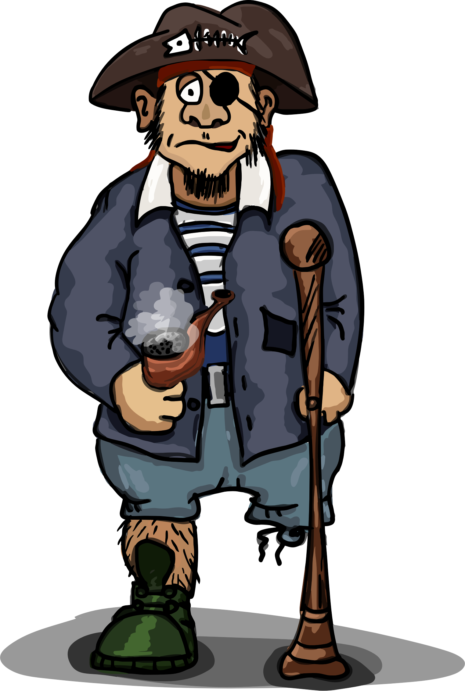 Pirate PNG Image