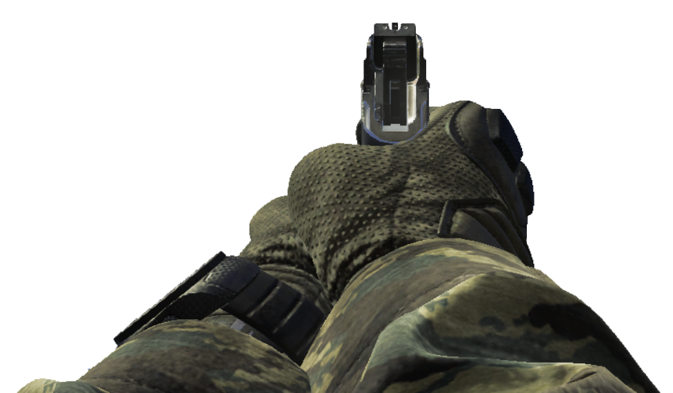 Pistol Scope with Hands