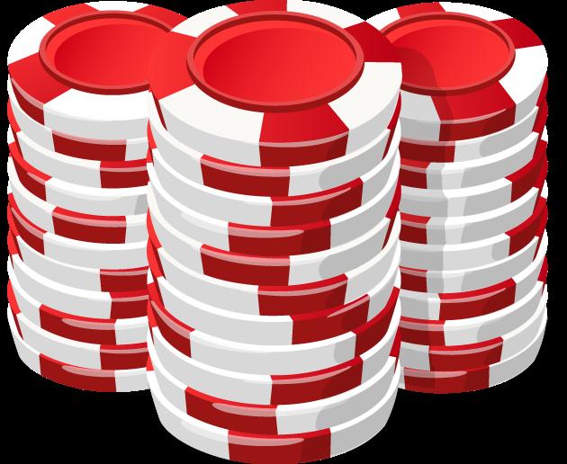 Poker Chips PNG Image