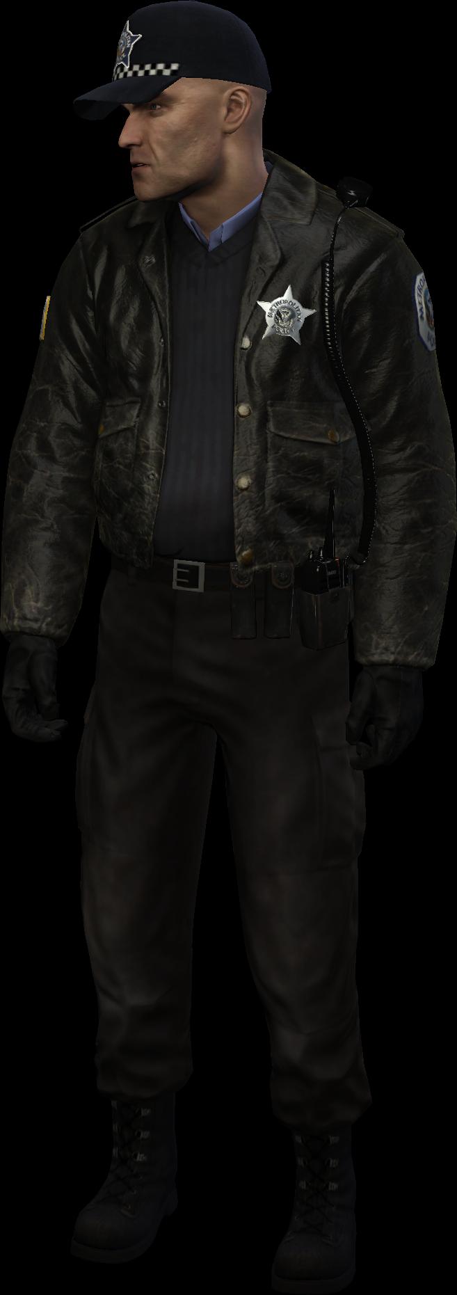 Policeman PNG Image