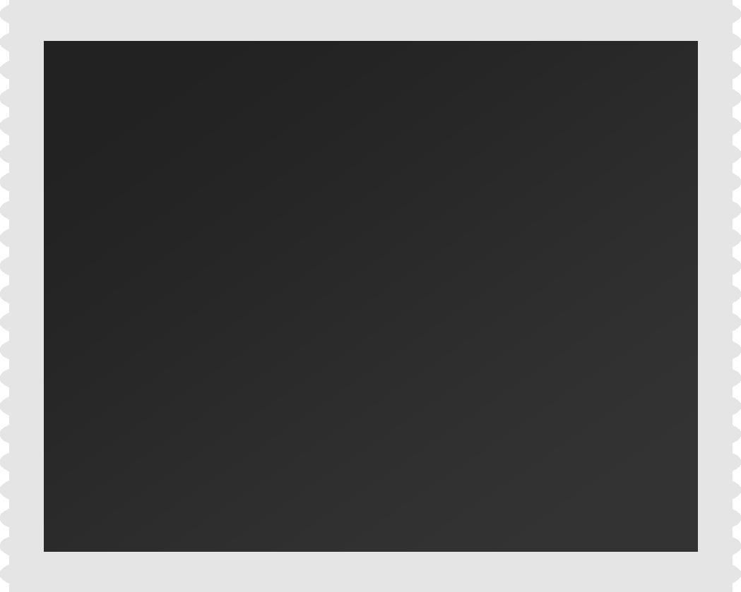 Postage Stamp PNG Image