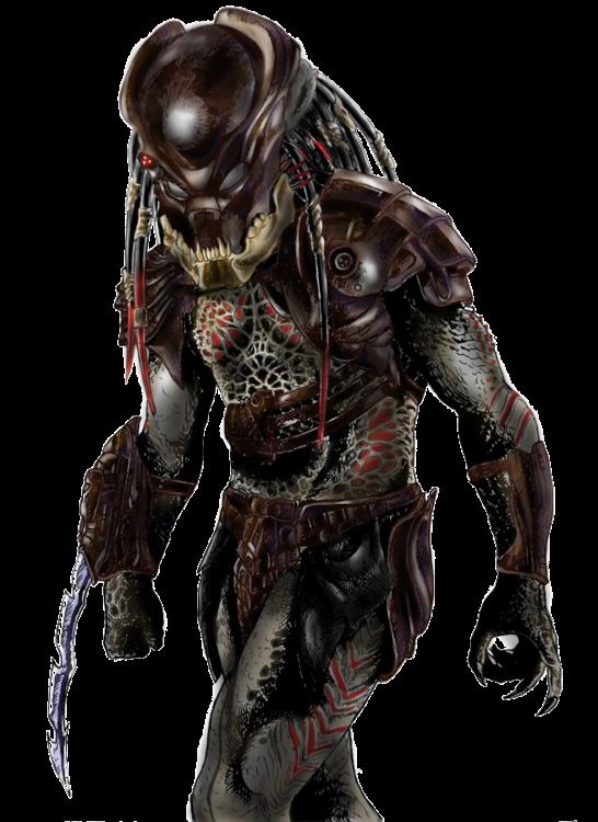 Predator Berserker PNG Image