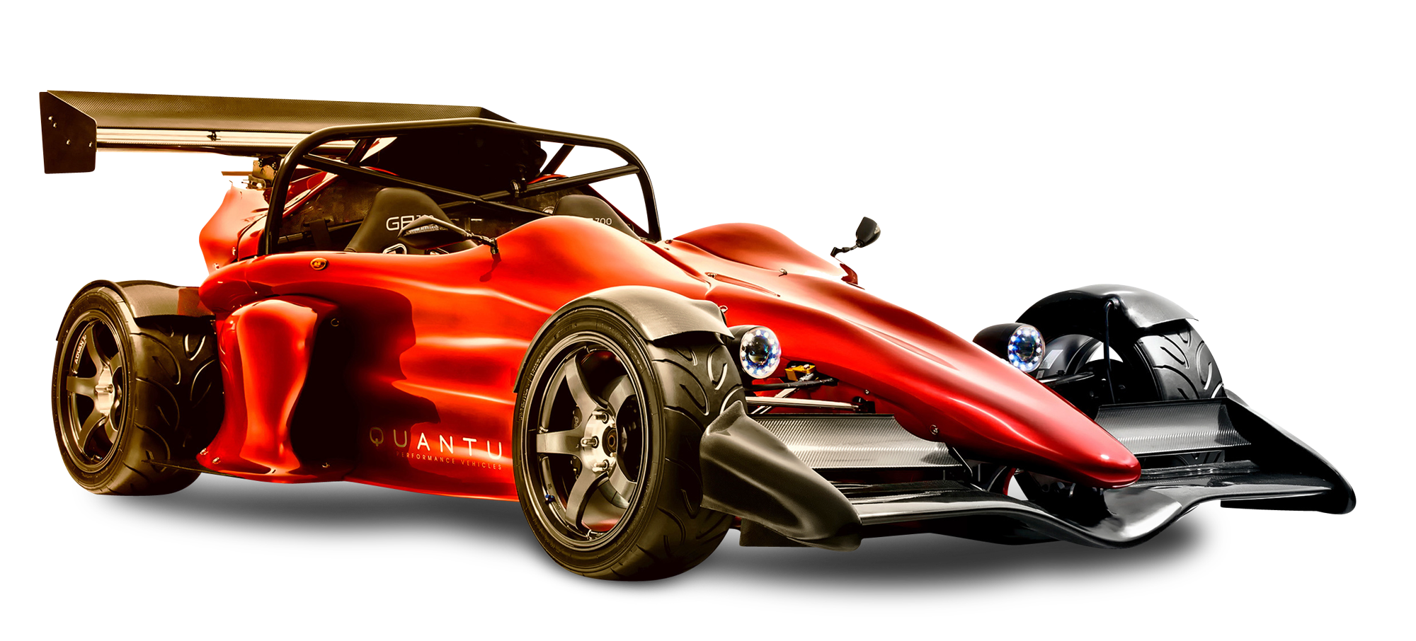 Quantum GP700 Race Car PNG Image