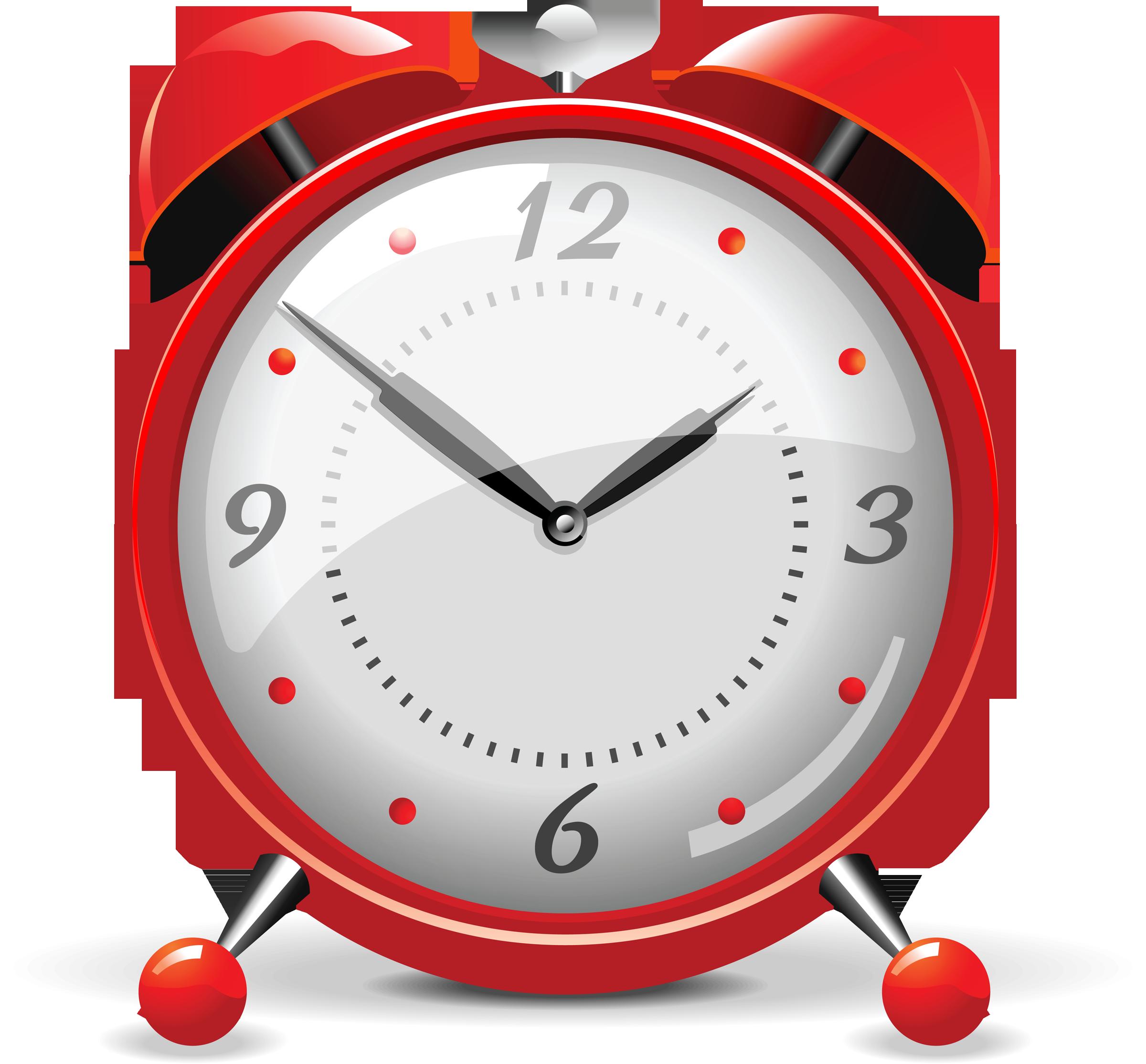 Red Alarm Clock PNG Image - PurePNG | Free transparent CC0 ...