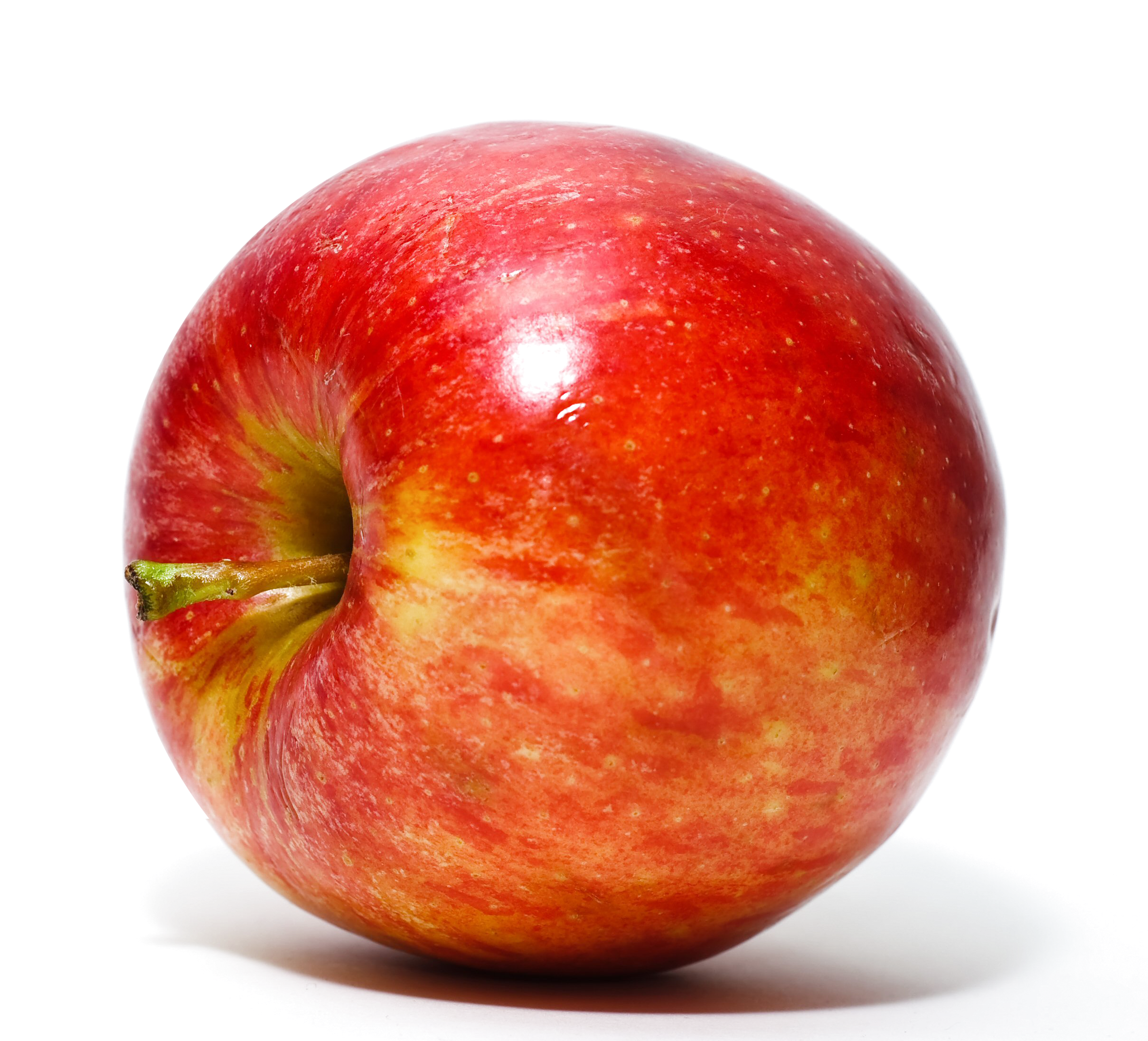Red Apple PNG Image