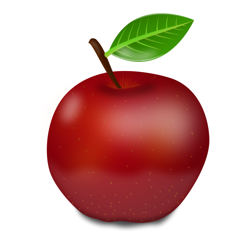 Red Apple's PNG Image