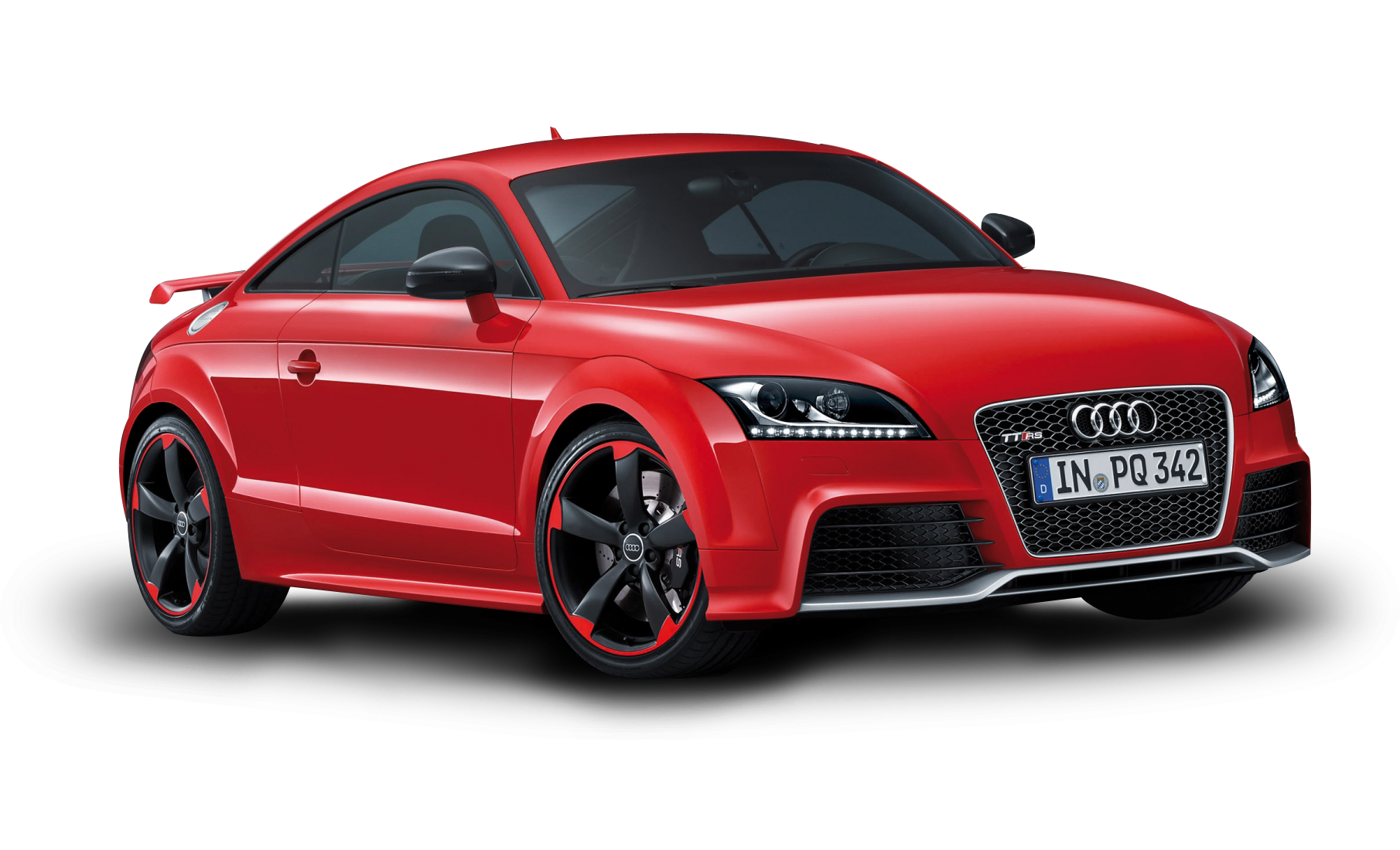 Red Audi Car PNG Image - PurePNG | Free transparent CC12 PNG ... | red audi car
