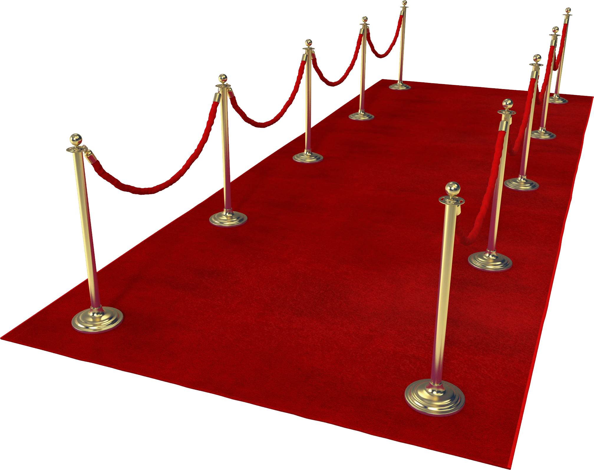 Red Carpet PNG Image