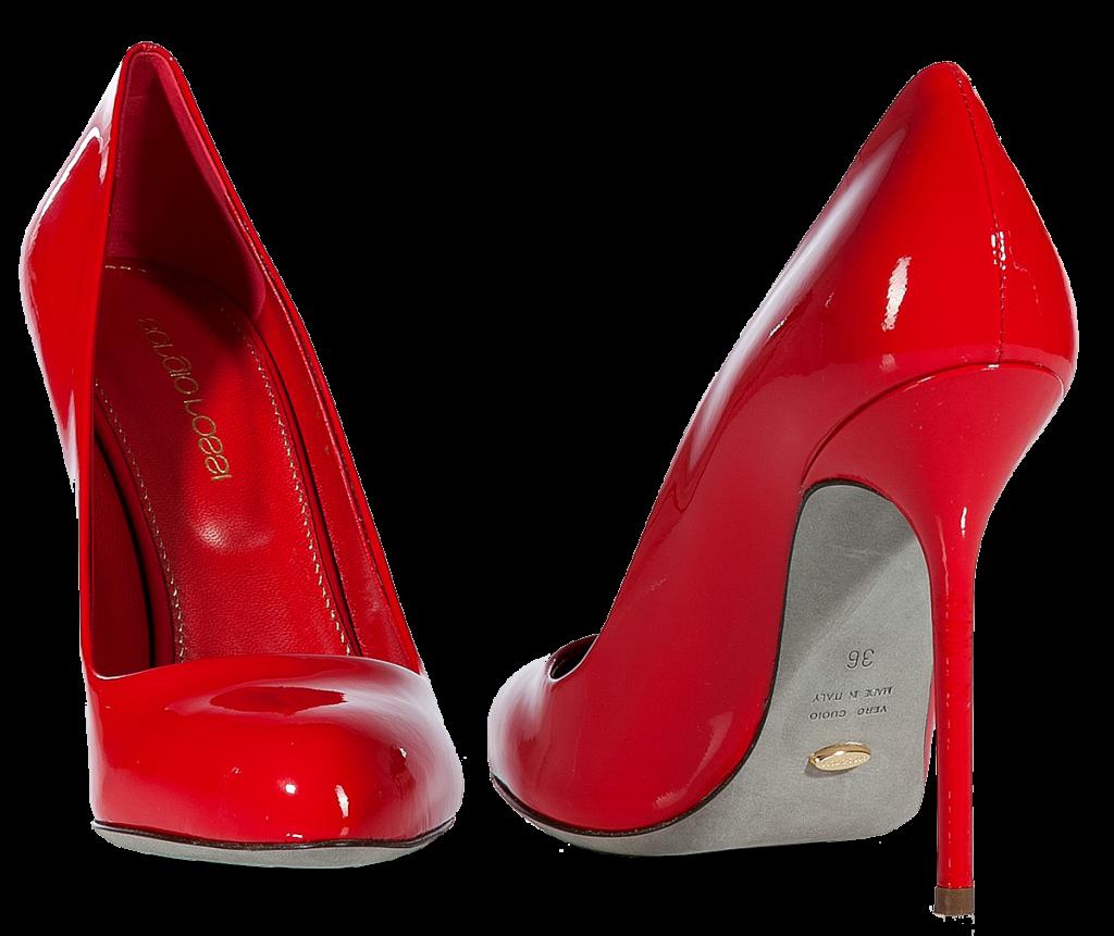 Red Casual Women Shoe