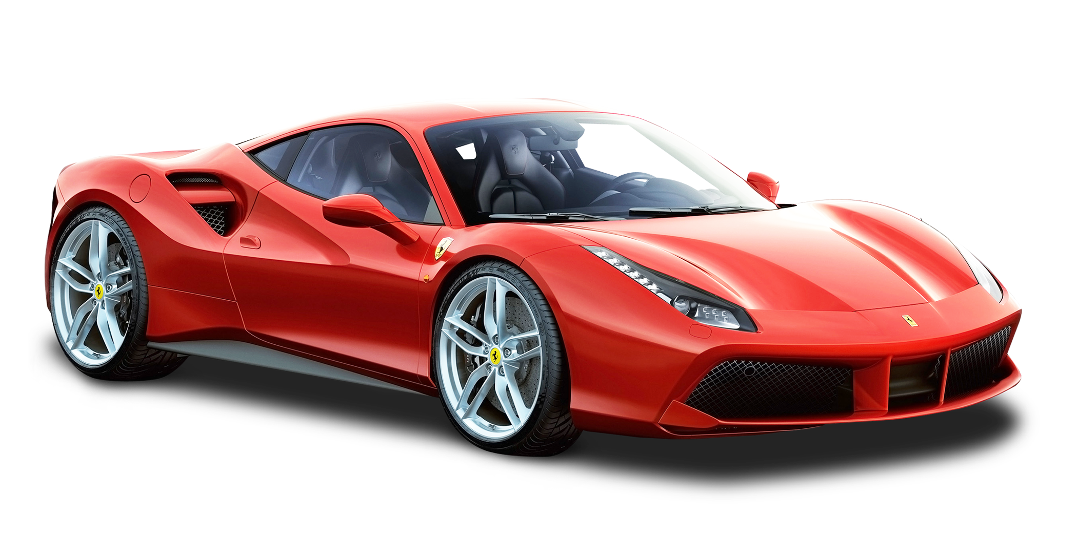 red ferrari 488 gtb car png image purepng free. Black Bedroom Furniture Sets. Home Design Ideas
