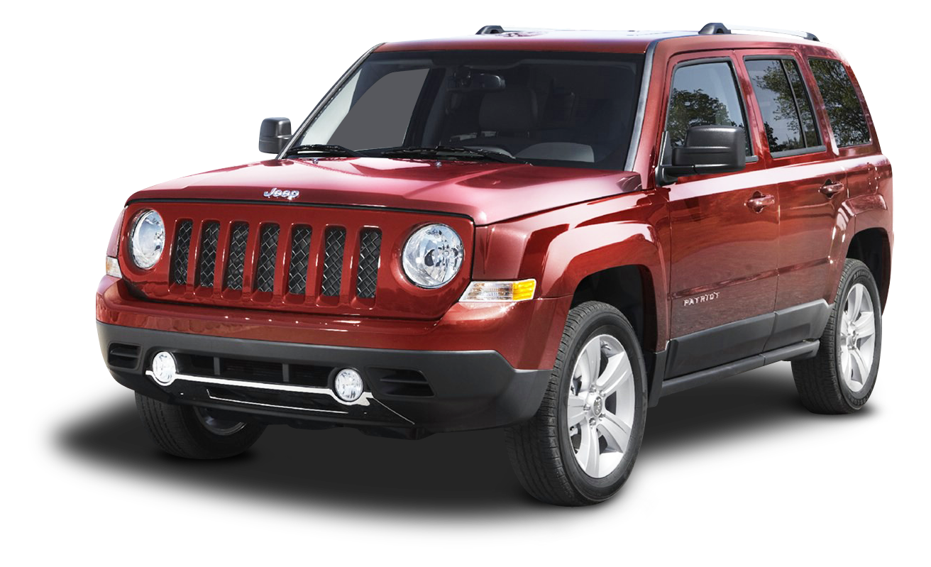 Red Jeep Patriot Suv Car Png Image Purepng Free