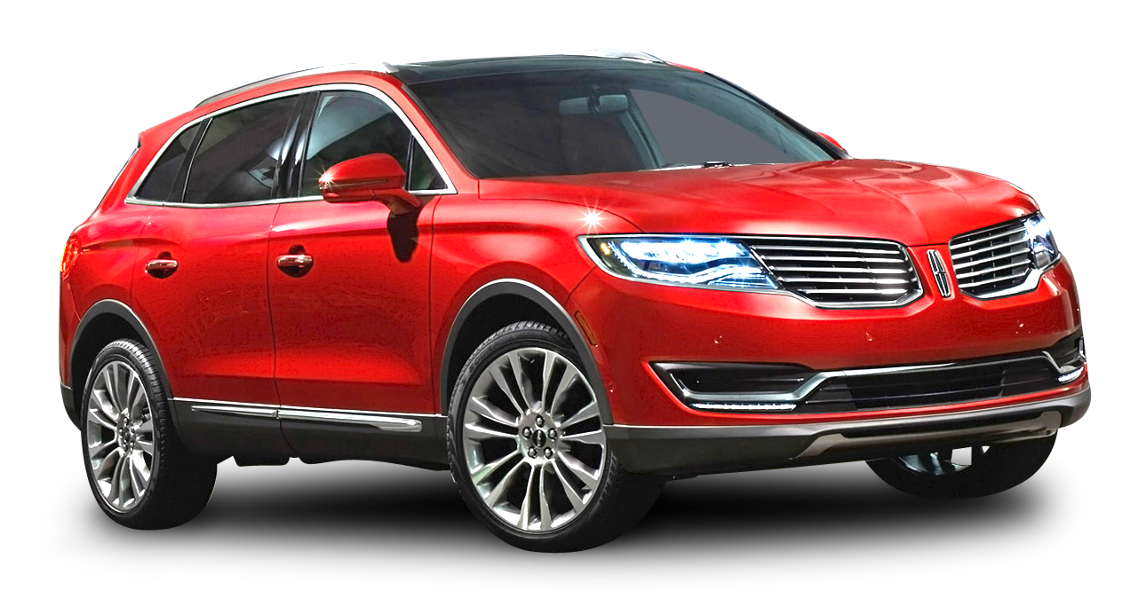 Red Lincoln Mkx Car Png Image Purepng Free Transparent Cc0 Png