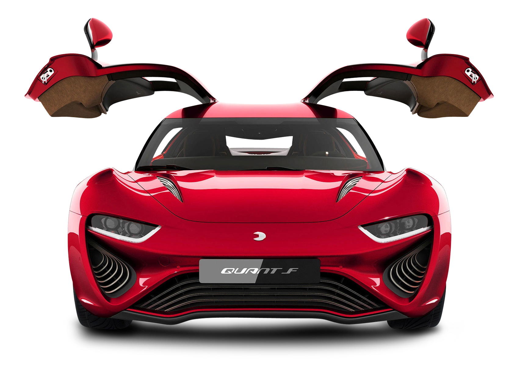 Red NanoFlowcell Quant F Modern Car PNG Image - PurePNG | Free ...