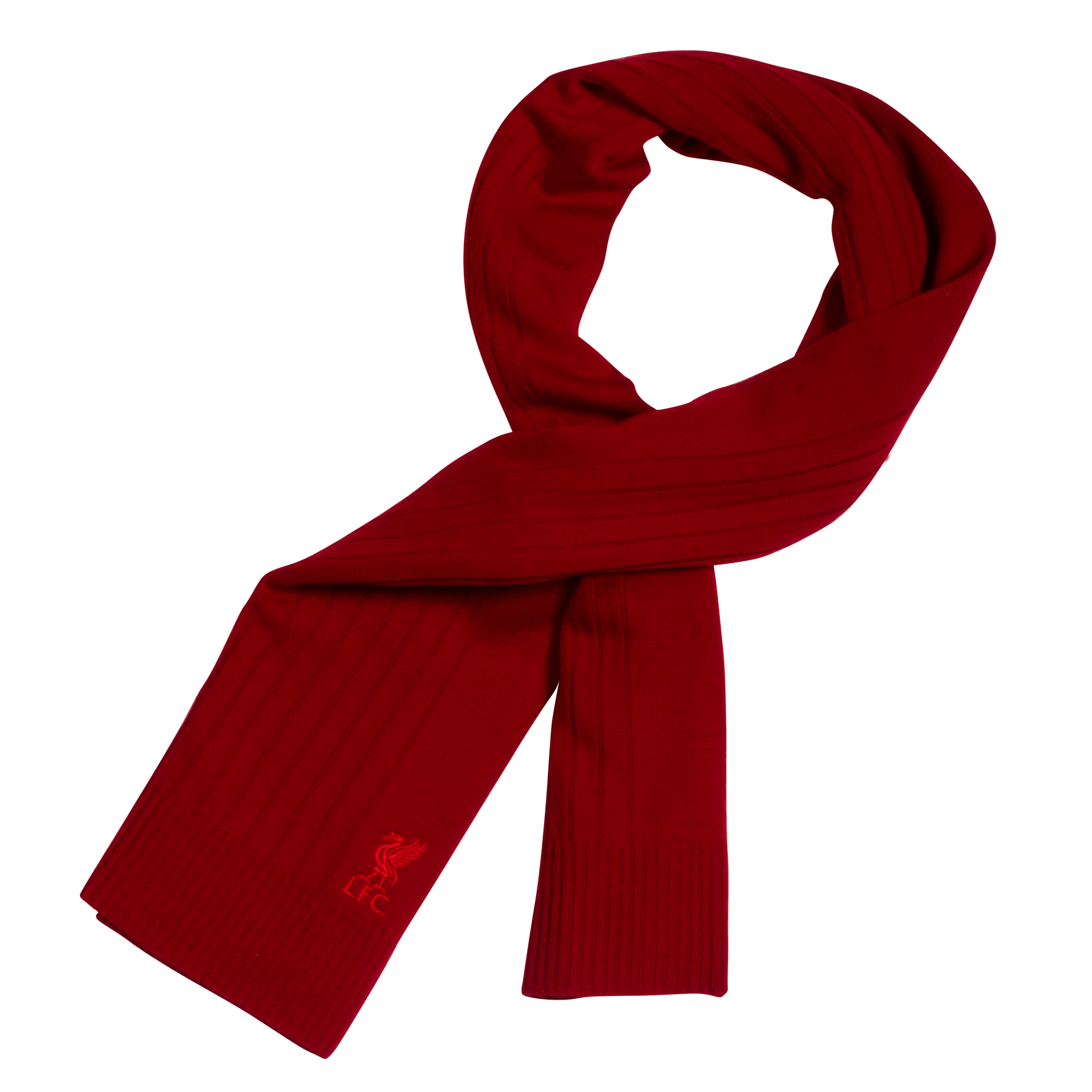 Red Scarf PNG Image